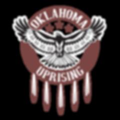 Oklahoma Uprising Band Logo