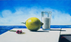 The glass of milk. 2011.