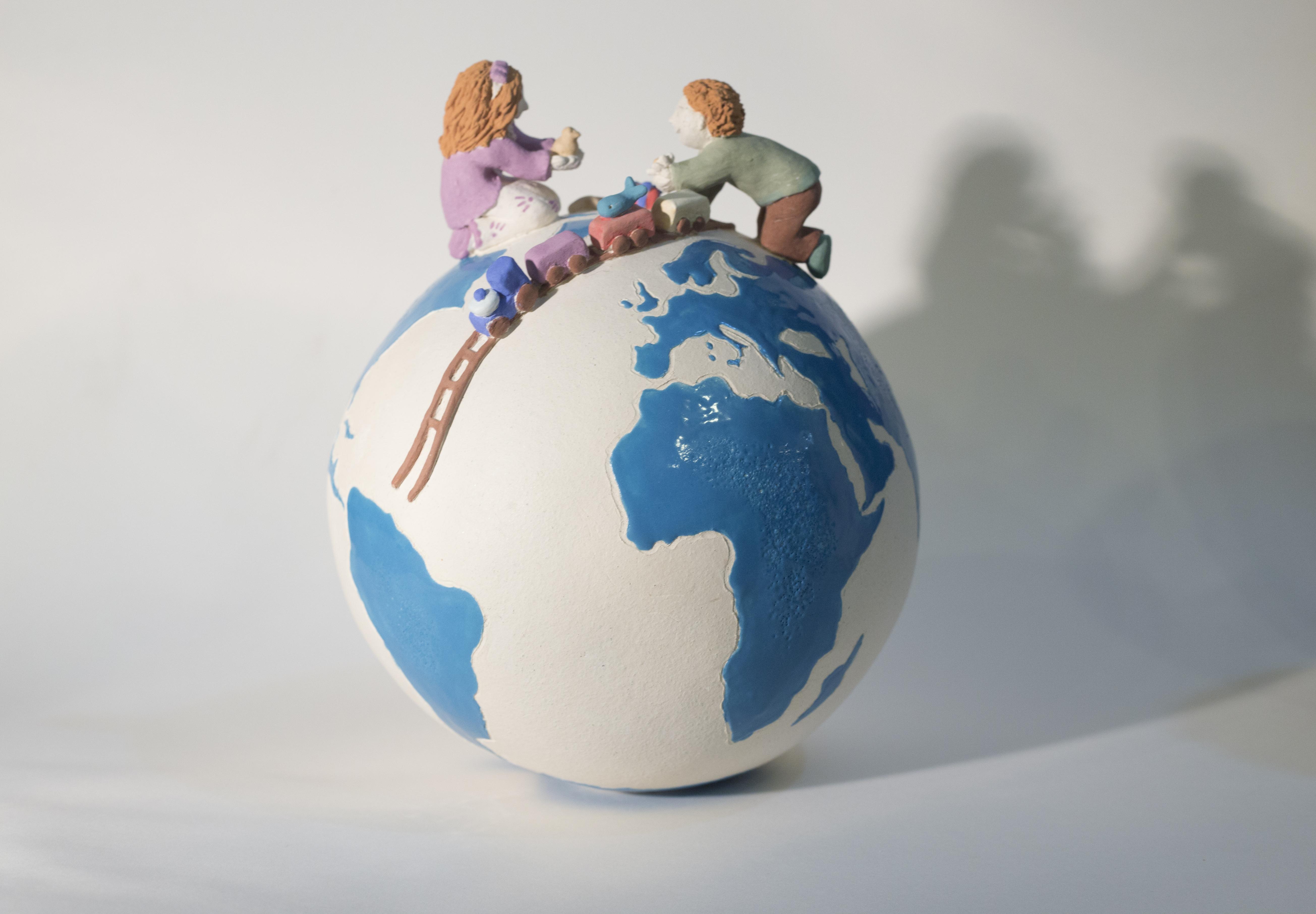 Giochiamo sul mondo.