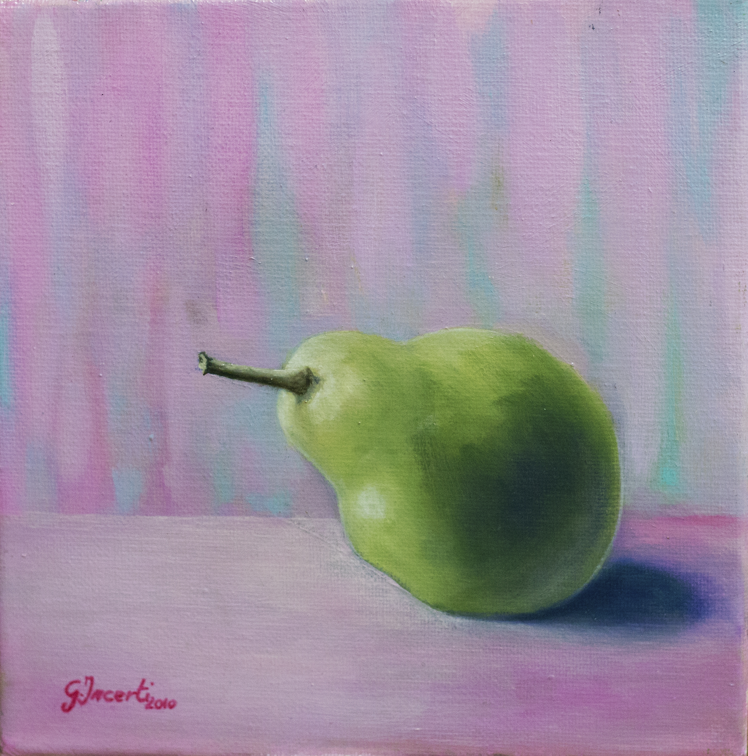 Little pear. 2010.