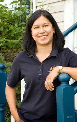 Past President Sue O-Thomas