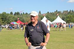 Executive Director Jack Little