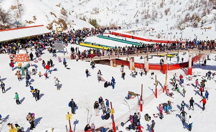 Mount Hermon Ski Resort,