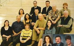 Board of Directors _ Staff 2004