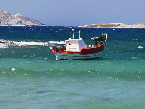 Naxos Greece by Steve Mak