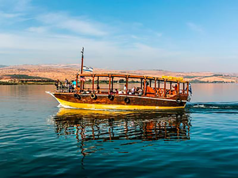 Aea of galilee, israel