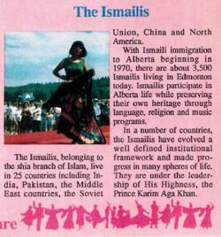Ismailis 1988