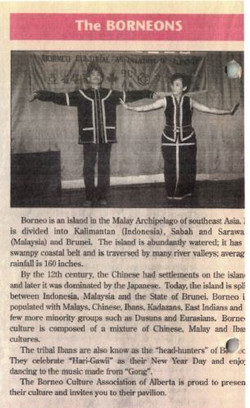Borneo 1997