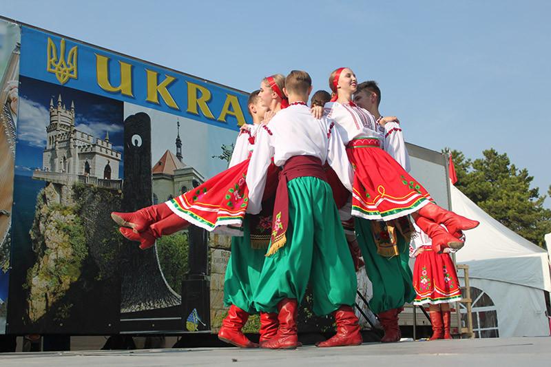 2018-Verkhovyna School of Ukrainian danc