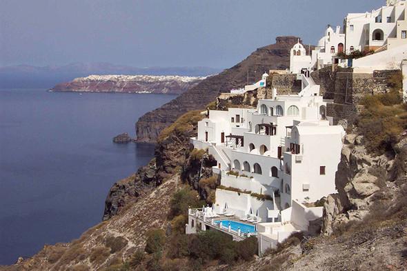 Tzikos Villas in Santorini
