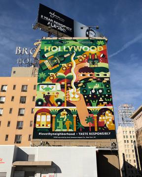 DownTheStreetsLA - Hollywood