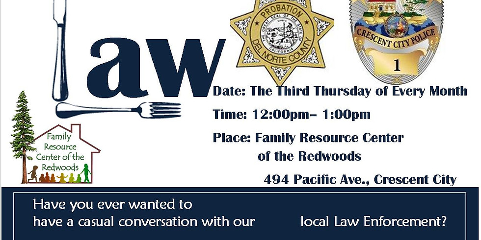 Lunch with the Law
