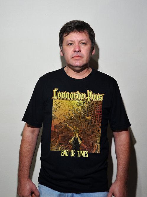 Camiseta End Of Times colorida