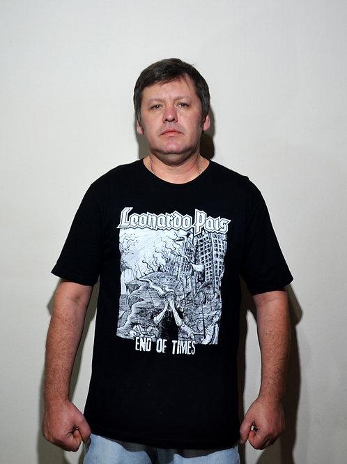 Camiseta End Of Times PB - Sob encomenda