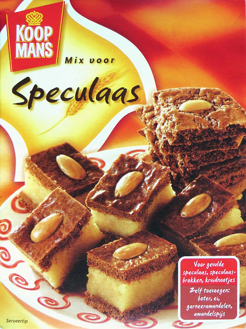 KOOPMANS Mix for Speculaas 400g