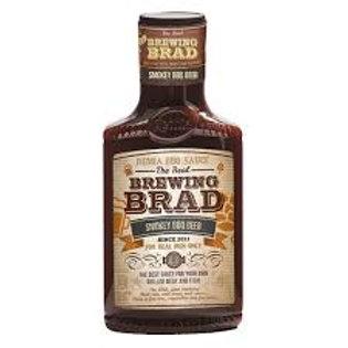 Brewing Brad Smokey BBQ Beer
