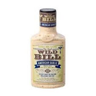 Wild Bill American Garlic BBQ Sauce