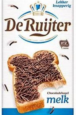 DeRuijter Chocolate Sprinkles - Milk 400g