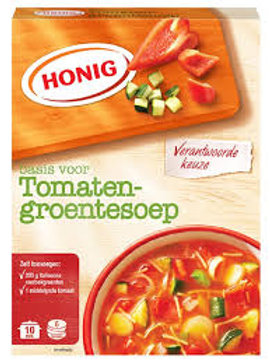 Honig Tomato Vegetable Soup Mix