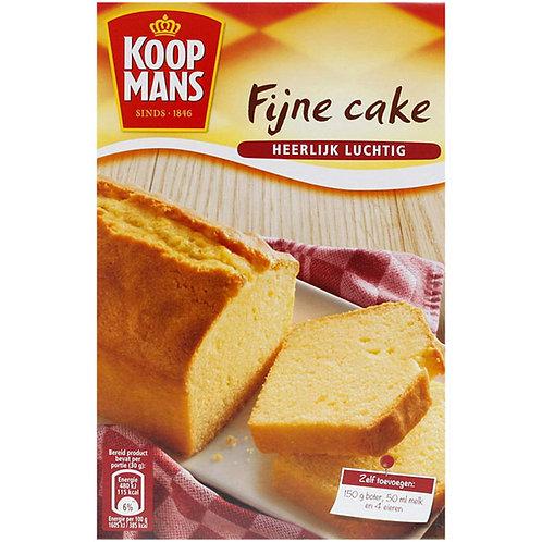 KOOPMANS Mix for Fine Cake 400g