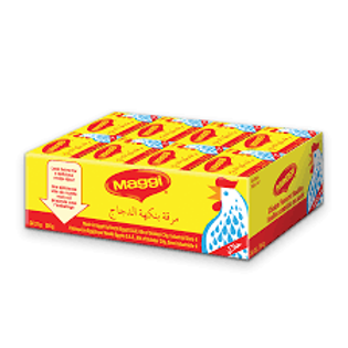 Maggi Chicken Bouillon Cubes 8pcs