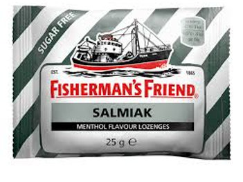 Fishermans Friend Sugar Free Salmiak