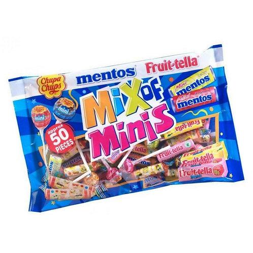 Mix of Minis - Fruitella and Mentos