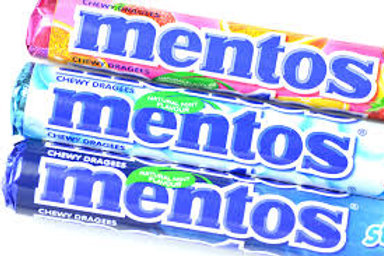 Mentos World Famous - 8pk
