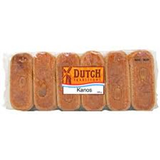 Dutch Traditions Almond Fingers (Kanos)