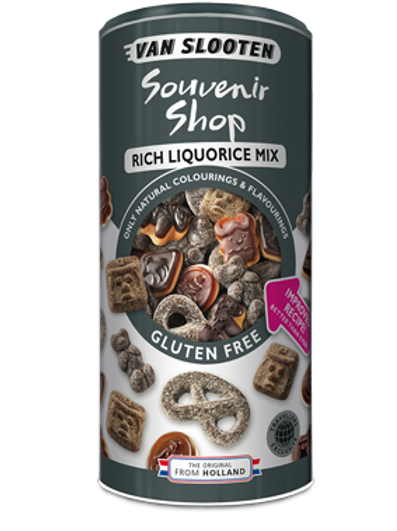 Gluten Free Licorice Mix