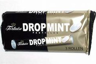 Fortuin Licorice/mint Rolls (3 Pack)