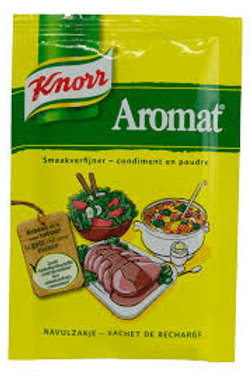 Aromat yellow REFILL package