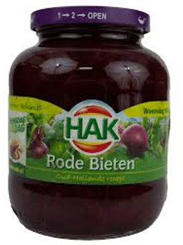 HAK Red Beets Sliced