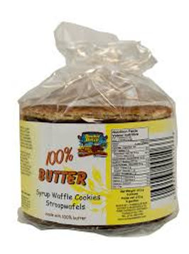 Double Dutch 100% Butter Stroopwafel