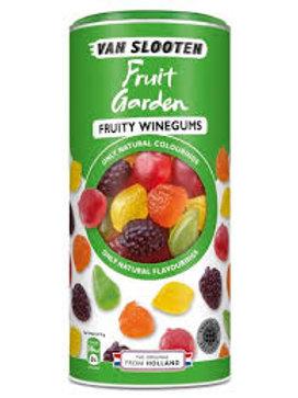 Van Slooten Gluten Free Fruit Gummies