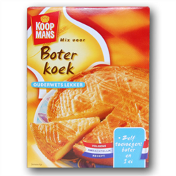 Koopmans Mix for Butter Cake 400g