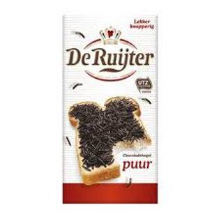 DeRuijter Chocolate Sprinkles - Puur 400g