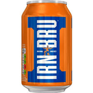 Barr Irn Bru Regular