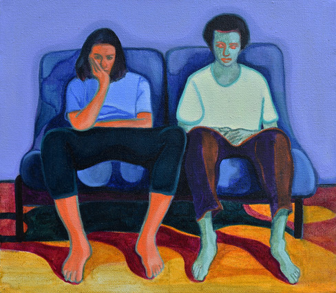 Slouched pair