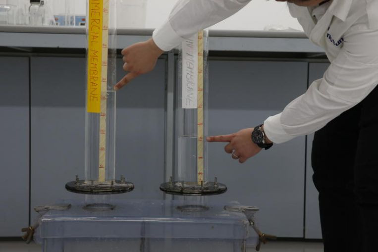 Cutting-edge membranes may be the future of waste water management