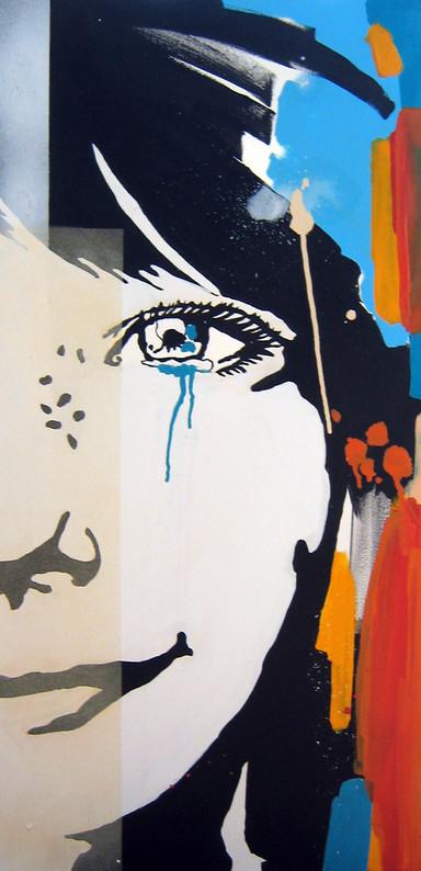 Emoción Azul