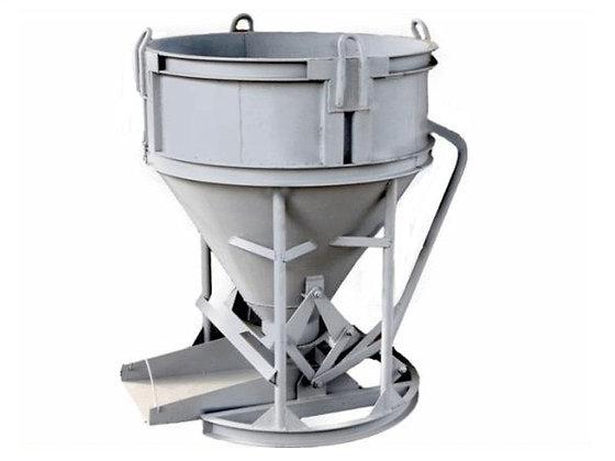 Бадья для бетона рюмка БН-2