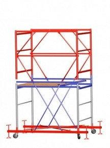 Вышка-тура ПСРВ-7,5-2,69 (1 секция + базовый блок)
