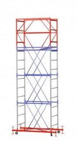 Вышка-тура ПСРВ-7,5-5,09 (3 секции + базовый блок)