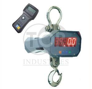 Весы электронные крановые с индикацией 20T