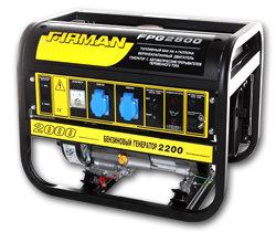 Бензиновый генератор Firman FPG7800E1