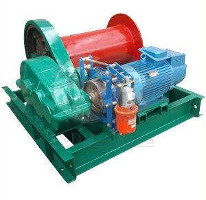 Лебедка электрическая TOR (JM) г/п 0,5 тн Н=100 м