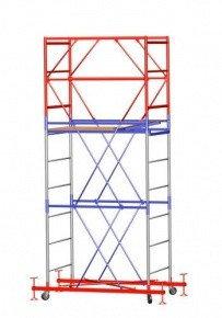 Вышка-тура ПСРВ-7,5-3,89 (2 секции + базовый блок)