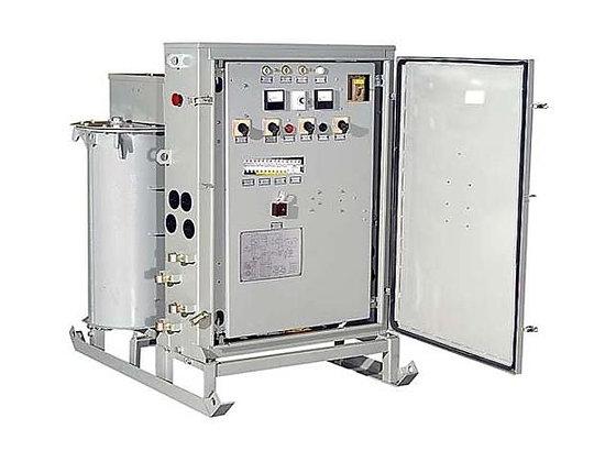 Трансформатор для прогрева бетона КТПТО-80-07-У1