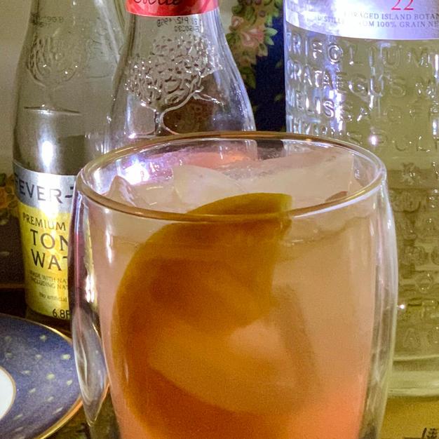 Alden's Elixir (non-alcoholic)